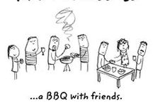 Funny BBQ Quotes / Check out these funny bbq quotes that you can share at your next grilling session!