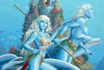 Fantasy/Mythology/FaeryTales/