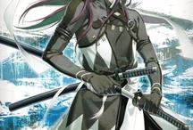 Anime/Manga/Comic/Games Art