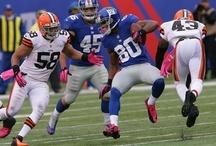 NY Giants vs Browns