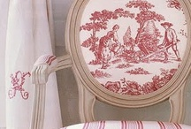 TOILE DE JOUY and.....
