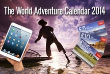 2014 Photo Calendar Competition / Here at KE Adventure Travel HQ in Keswick we spend many glorious hours clicking through 1000's of photos. Some images are ours and some are yours. We are producing a World Adventure Calendar for 2014 and we are giving you the chance to share your photos with us & have them featured. Every month the winning photo will receive a £25 gift voucher from Cotswold and at the end of the year the best photo will win an iPad Mini. View our website for details.