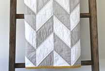 Crafts // Quilting / Modern quilting inspiration and project ideas.