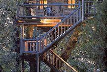 Maison,cabane