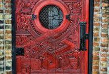 Front doors & Gates