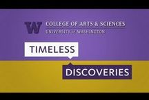 College of Arts & Sciences! / by UW Career Center