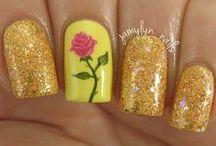 DECORADOS / Diferentes diseños para uñas naturales y acrílico,gel..!!! ❤️
