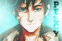 Percy Jackson/ Heroes of Olympus / I would be a daughter of Hermes, how about you? / by XCCchanX