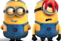 Minions / Cuz we all know there so freaking CUTE!!