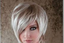 Peinados,corte y color / Cortes y peinados✂️ / by Angie 💋 M.