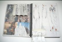 Fashion design / Fashion design and portfolio creation