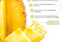 Nutrición / Alimentos y bebidas  / by Angie 💋 M.