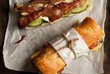Wraps, Sandwiches etc