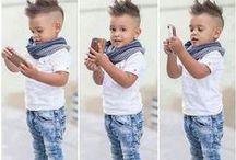 Moda para niñas y niños / Informal y casual