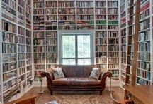 Bookcase/library