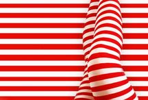 Red & White Bold - Photography