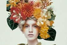 - Inspiration Crowns - / Inspirational floral headwear & arrangements.