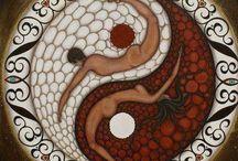 Taijitu / The symbol of Taoism