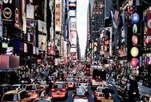 NEW YORK / by STEPHANiE NUNYA