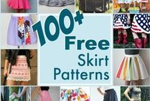 Dresses / Robes / Free patterns for dresses  Patrons libres de robes