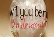 Will You Be My Brides Maid?!