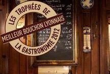 RESTO LYON / Gastronomie / vins / bons restos
