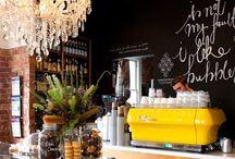 Cafes around Australia