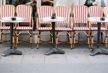 Cafes around France