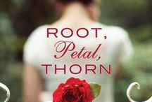 Root Petal Thorn / This board illustrates the inspiration behind Root, Petal, Thorn and photos of actual places mentioned within the story. This beautifully written and powerful debut traces the stories of five fascinating women who inhabit the same historic home  in Salt Lake City over the course of a century — Braided stories of love, heartbreak, and courage connect the women, even across generations.