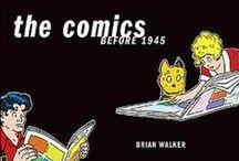 ~Newspaper Comics~ / by Carla Parks