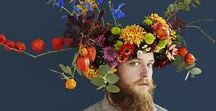 - Flower Crowns - / Electric Daisy Flower Farm create eye catching flower crowns using British flowers grown on the farm. For weddings, for events, for fun!