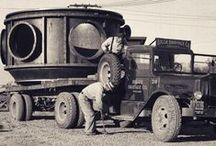 #BiggeHistory / Bigge Crane and Rigging Co. has been in business for 100 years! In 1916, Henry W. Bigge and his father started the Bigge Drayage Company, hauling trunks and cargo to and from railroad depots in Northern California. Today, Bigge has an extensive history full of milestones, innovations and projects.