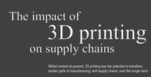3D Printing Infographics / The picture is worth a thousand words, right? Find here infographics about #3Dprinting! Enjoy!