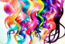 Hair(: / by Samantha Nelson