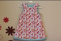 Dresses for toddlers / Cute dresses  for babies and toddlers.