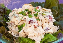 Salads / by Gardengirl