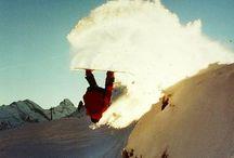 雪 - SnowBoarding