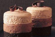 11 Desserts - mousse