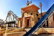 Visuels officiels / Visuels officiels fournis par les parcs d'attractions
