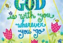 Notes from God / by Cindy