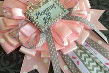 Baby shower ideas / Baby shower themes, food, decorations, drinks, games, and etc  / by Kailey Keplar 🎀