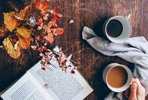 Autumn/Halloween / Autumn is my favourite time of the year; it's perfect for drinking hot chocolate, watching Harry Potter and taking pictures of the beautiful leaves.