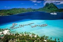Tahiti & Fiji Escapes / Celebrate your Honeymoon, Anniversary or Romantic Escape in the South Pacific. Dreaming of having a romantic picnic on a private island in Bora Bora?  How about waking up in a thatched roof bure alongside a gorgeous stretch of beach in Fiji?  Our certified South Pacific Specialists can help you plan the perfect South Seas dream honeymoon or romance vacation! Give us a call at 1-800-294-6643!