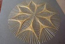 String Art i Haft matematyczny
