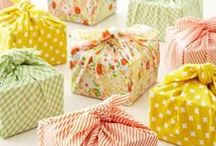 {Tied up With String} / Gifts and Packaging