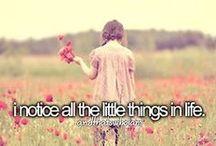 {I do...} / I love...