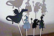 marionnettes / by Frédérique Pujos
