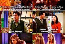 F.R.I.E.N.D.S / Friends, tv series, shows to watch, tv show, comedy central, rachel green, joey