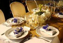 Decoración para Bodas y Eventos / Ponqués, detalles, decoración, vestidos, catering y cristalería en bodas y eventos sociales en Bogotá.