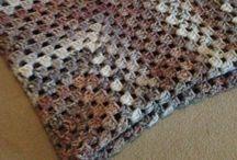 Crocheting / Hand made crochet